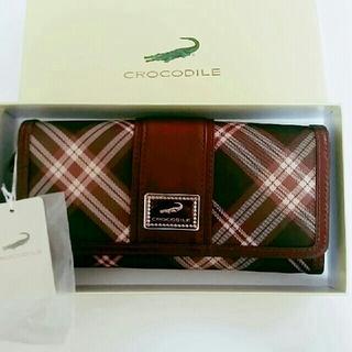 クロコダイル(Crocodile)のクロコダイル・財布(財布)