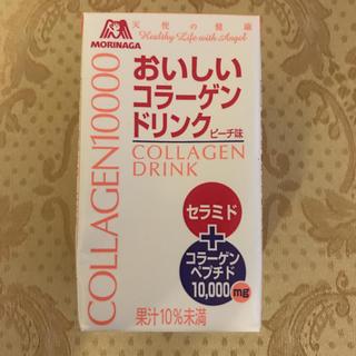 モリナガセイカ(森永製菓)のコラーゲンドリンク(コラーゲン)