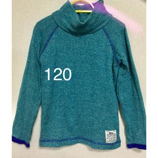 エフオーキッズ(F.O.KIDS)の《中古品》F.O KIDS タートルネック(120)(Tシャツ/カットソー)