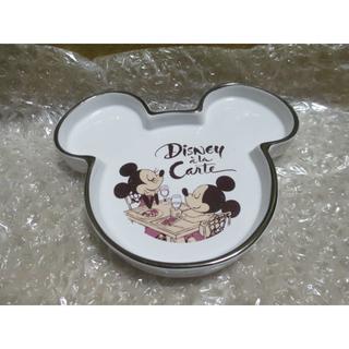 ディズニー(Disney)の未使用 ディズニー ミッキー&ミニー プレート(その他)