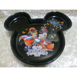 ディズニー(Disney)の未使用 ディズニー ミッキー&ミニー ハロウィン2009 プレート(その他)