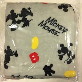 ディズニー(Disney)のディズニー ミッキー  めちゃデカ毛布 ミッキーマウス 毛布(毛布)