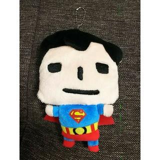 【未使用品】スーパーマン風 コインケース(キーホルダー)
