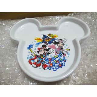 ディズニー(Disney)の未使用 ディズニー サマースプラッシュ2009 プレート(その他)