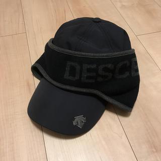 デサント(DESCENTE)のデサント DESCENTE 3WAYキャップ(ウエア)