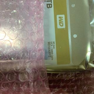 新品Western Digital WD101KRYZ 10TB GOLDHDD(PCパーツ)