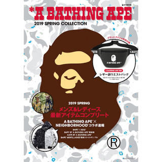 A BATHING APE - A BATHING APE® 2019 SPRING COLLECTION