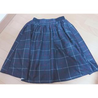 チャオパニックティピー(CIAOPANIC TYPY)のciaopanic typy スカート(ひざ丈スカート)