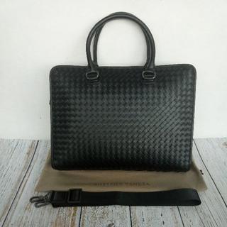 Bottega Veneta - ボッテガヴェネタ ビジネスバッグ ハンドバッグ ショルダーバッグ ブラック