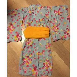 浴衣 女の子 130(甚平/浴衣)