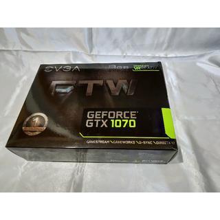 EVGA GeForce GTX 1070 FTW GAMING ACX 3.0(PCパーツ)