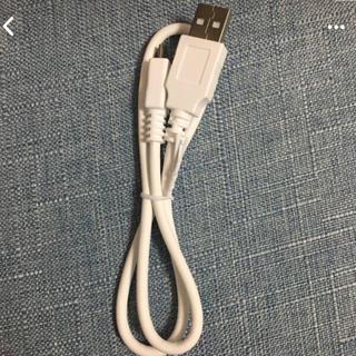 グロー(glo)のglo USBケーブル 新品未使用(バッテリー/充電器)