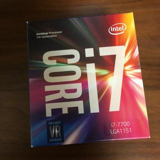 マイクロソフト(Microsoft)のCore i7 7700 LGA1151(PCパーツ)