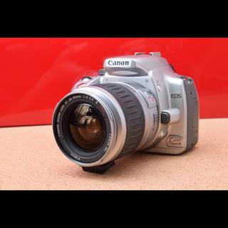 キヤノン(Canon)のCanon EOS Kiss DIGITAL X レンズ!選べるバック 1-16(デジタル一眼)
