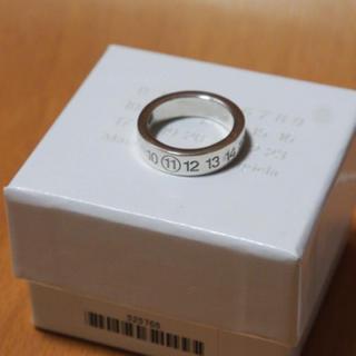 マルタンマルジェラ(Maison Martin Margiela)のマルジェラ ナンバーリング(リング(指輪))