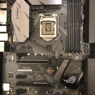 エイスース(ASUS)のSTRIX H270F Gaming(PCパーツ)