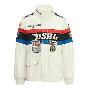 デニムアンドサプライラルフローレン(Denim & Supply Ralph Lauren)のデニム&サプライ レーシングフィールドジャケット(ミリタリージャケット)
