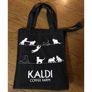 カルディ(KALDI)のカルディ 保冷バッグ(エコバッグ)