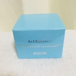 アクセーヌ(ACSEINE)のアクセーヌ ACSEINE アクティバランス 保湿クリーム(フェイスクリーム)
