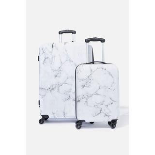 大理石スーツケース 機内持ち込みサイズ!(旅行用品)