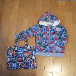 ディズニー(Disney)の子供服 カーズ ジャンパー 4サイズ(ジャケット/上着)
