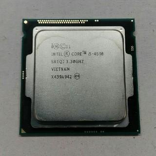 CPU i5 4590 3.3GHz(PCパーツ)