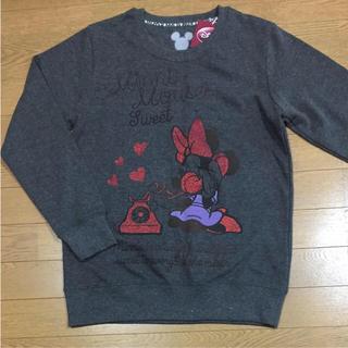 ディズニー(Disney)のミニーちゃん★トレーナー M(トレーナー/スウェット)