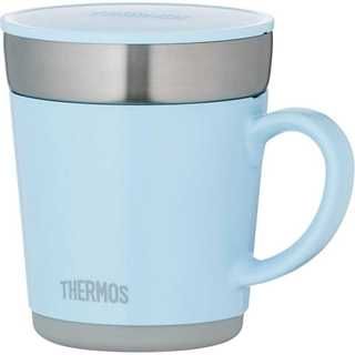 サーモス 保温マグカップ 350ml ライトブルー(タンブラー)