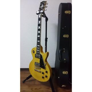 ギブソン(Gibson)のGibson カスタムショップ 1957 レスポールカスタム TVイエロー(エレキギター)