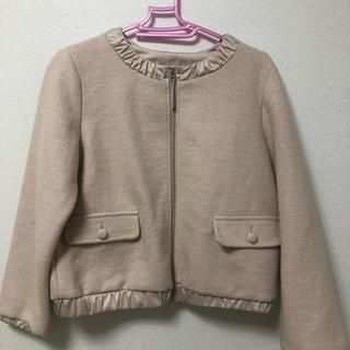 クチュールブローチ(Couture Brooch)のノーカラージャケット(ノーカラージャケット)