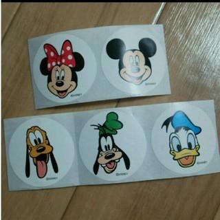 ディズニー(Disney)のディズニー 非売品 シール 5枚(シール)