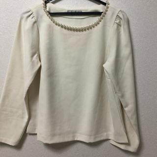 クチュールブローチ(Couture Brooch)のトップス パール(カットソー(長袖/七分))