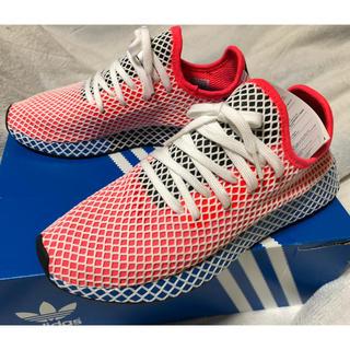adidas - 新品★アディダス ディーラプトランナーソーラーレッド27.5cm