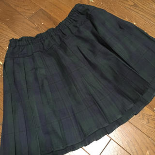 ローリーズファーム(LOWRYS FARM)のチェックミニスカート(ミニスカート)