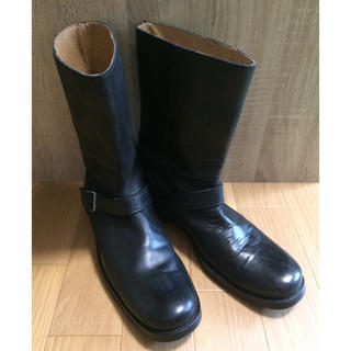 スナオクワハラ(sunaokuwahara)のsunaokuwahara レザーブーツ(ブーツ)
