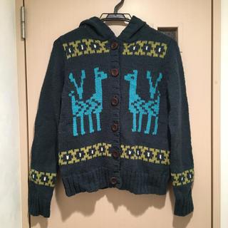 サブロク(SABUROKU)のサブロク パーカージャケット(ニット/セーター)