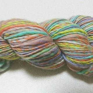 カピ糸(手紡ぎ糸)(生地/糸)
