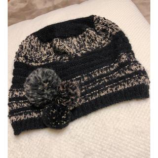カシラ(CA4LA)のCA4LA ニット帽(ニット帽/ビーニー)