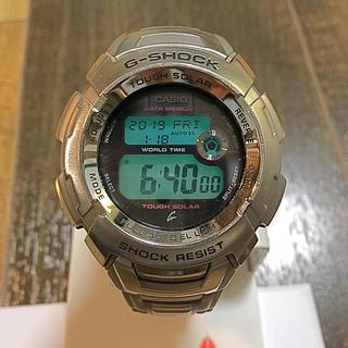 ジーショック(G-SHOCK)の【二次電池交換済】CASIO G-SHOCK タフソーラー(腕時計(デジタル))