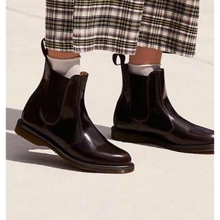 ドクターマーチン(Dr.Martens)のDr.Martins Chelsea boots -brown-(ブーツ)