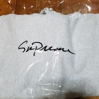 Supreme - 新品 18AW Classic Script Hooded Sweatshirt