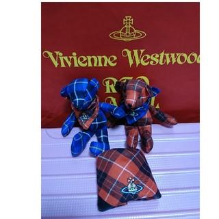 Vivienne Westwood - ヴィヴィアンウエストウッドベアハンカチ付き