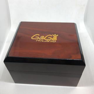 ガガミラノ(GaGa MILANO)のガガミラノ 腕時計ケース(腕時計(アナログ))