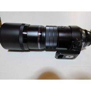 オリンパス(OLYMPUS)のOLYMPUS M.ZUIKO DIGITAL 300mm F4 IS PRO(レンズ(単焦点))