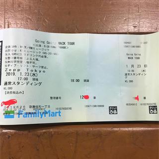 BiSH ギャンパレ ライブチケット(女性アイドル)