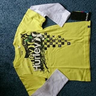 ハーレー(Hurley)の新品 harley キッズ 長袖Tシャツ(Tシャツ(長袖/七分))