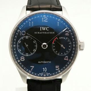 インターナショナルウォッチカンパニー(IWC)の IWC ポルトギーゼ オートマチック 7デイズ IW500109 (腕時計(アナログ))