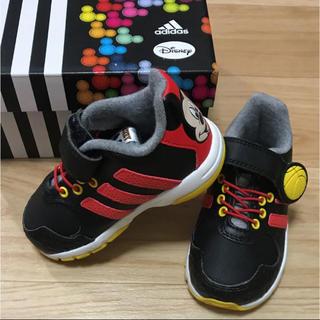adidas - adidas ミッキー スニーカー【新品】