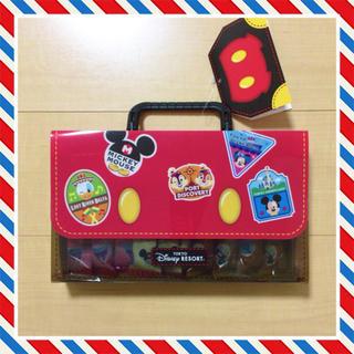 ディズニー(Disney)のディズニー限定♡エアインスティックチョコレート TDR TDL TDS お菓子 (菓子/デザート)