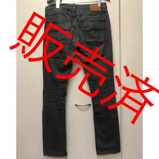 ヌーディジーンズ(Nudie Jeans)の【美品】nudie jeans ヌーディージーンズ W32 L32 新品(デニム/ジーンズ)